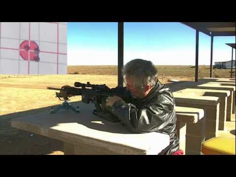300 Blackout AAC Upper by CMMG 50 Yard Target Shooting in HD
