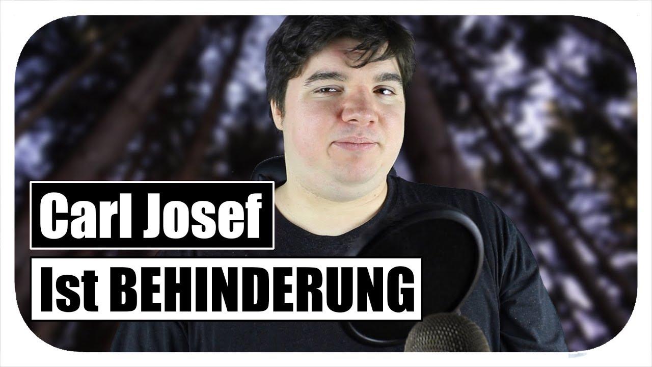 Jüngster Comedian Carl Josef ist Behindert SakulTalks