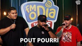Ferrugem, Tiee e Menos é Mais - Pout Pourri de #respeito FM O Dia