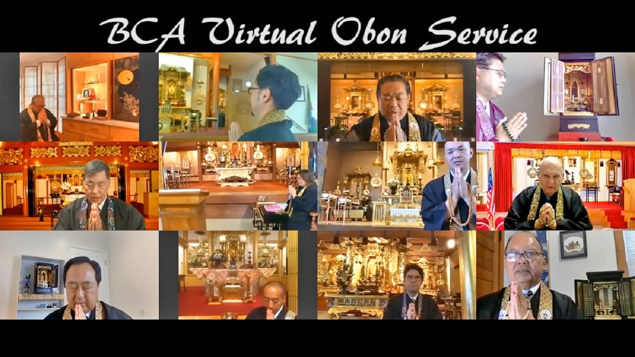 This Sunday!  -- BCA Virtual Obon Service