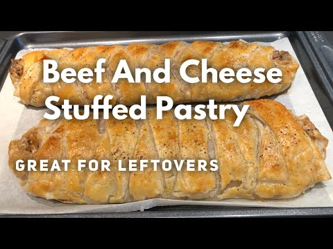 Beef and Cheese Stuffed Pastry Ep.97