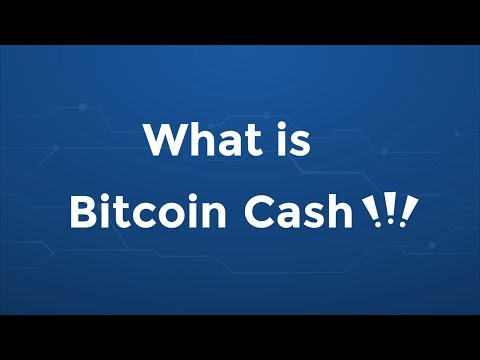 What is Bitcoin Cash? A Peer to Peer Electronic Cash System