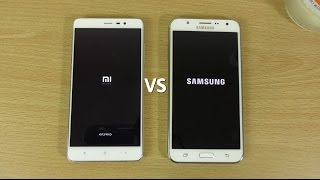 Redmi Note 3 VS Samsung Galaxy J7 - Speed & Camera Comparison!