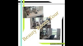 Beauty Room Tour September 2018