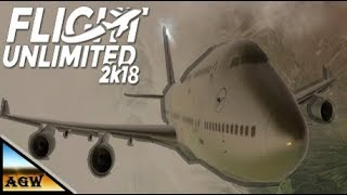 Flight Unlimited 2K18 Gameplay (PC game 2017)