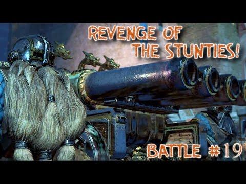 Total War: Warhammer Online Ladder Battle #19 Dwarfs are Competitive!