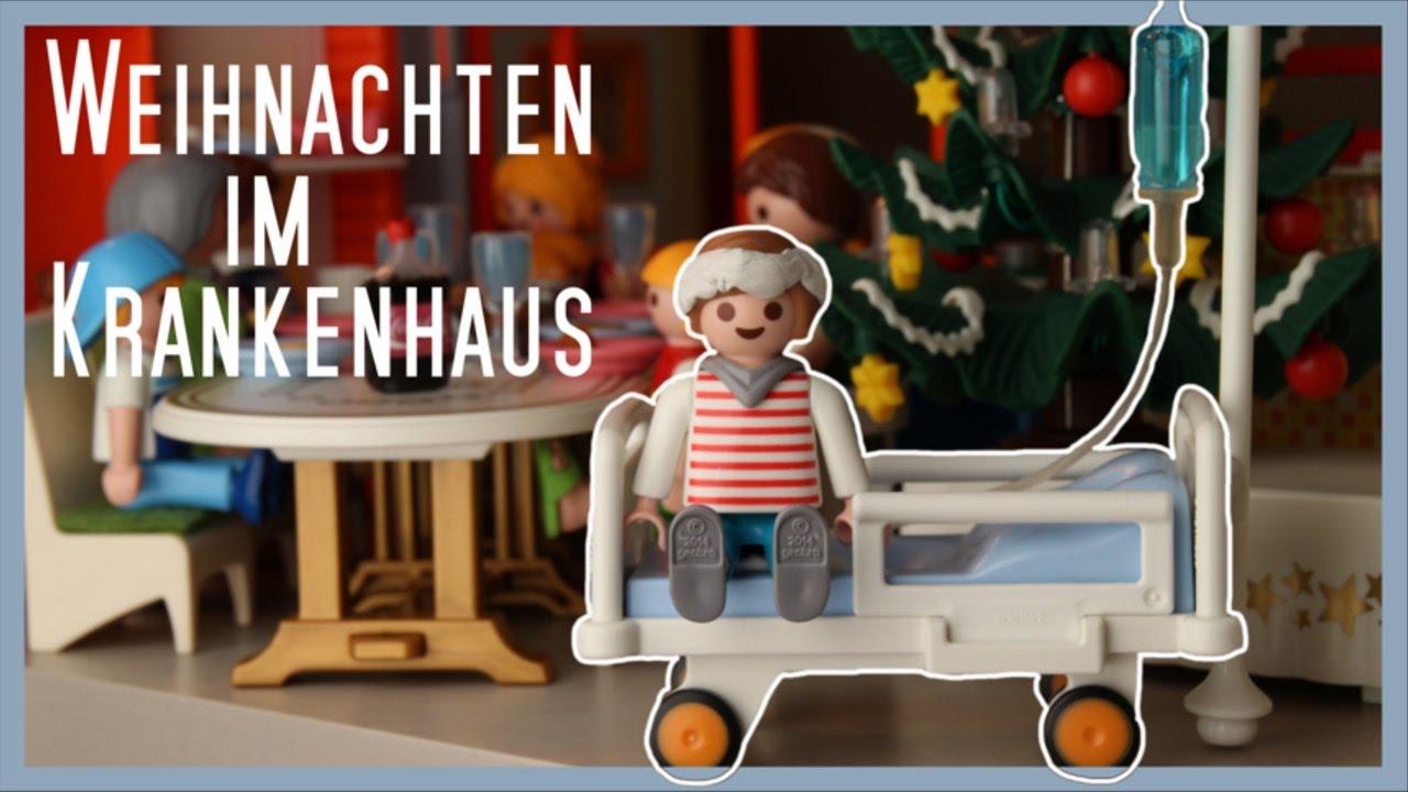 playmobil weihnachten im krankenhaus film deutsch. Black Bedroom Furniture Sets. Home Design Ideas