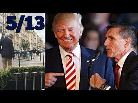 5/13 FLYNN DIDN'T LIE / KERRY MEETS WITH IRANIANS IN PARIS / SHADOW DIPLOMACY