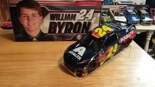 Diecast review #35 2018 William Byron Axalta Chevrolet Zl1 [Bristol buy]