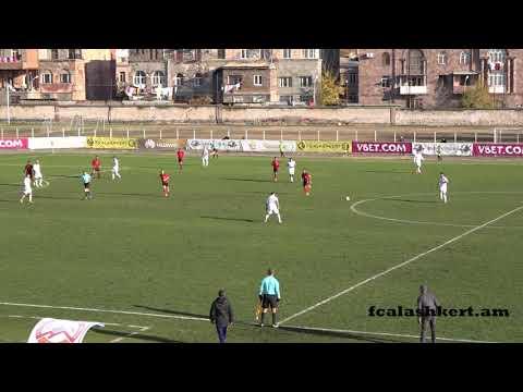 FC Ararat - FC Alashkert (1:0)