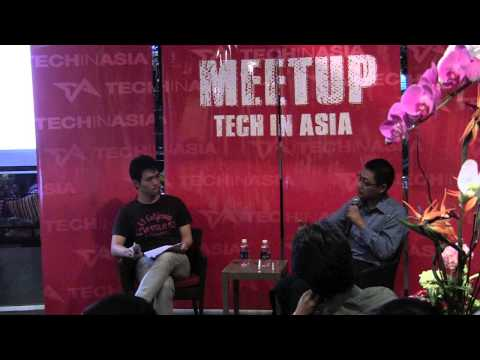 Tech in Asia Meetup Vietnam: The 2C2P Story