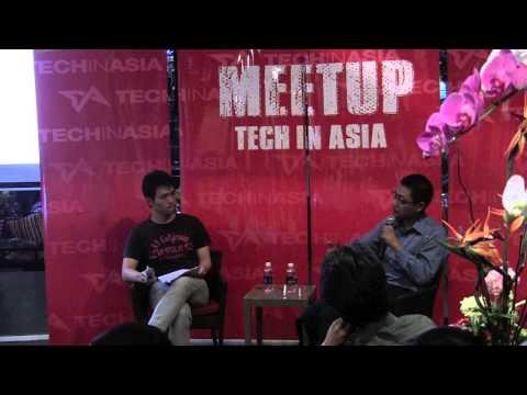 Tech in Asia Meetup Vietnam: The 2C2P Story