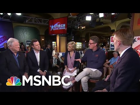 GOPers On Why Hillary Clinton Not A Change Candidate | Morning Joe | MSNBC