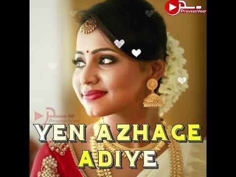 ♡ Adiye Azhage Song Whatsapp Status ♡...