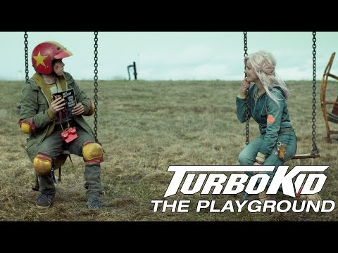 TURBO KID - The Playground - Official Clip