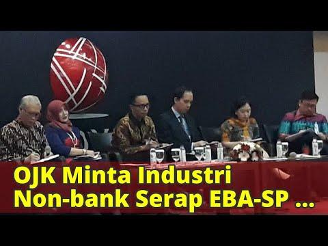 OJK Minta Industri Non-bank Serap EBA-SP Untuk Sekuritisasi KPR