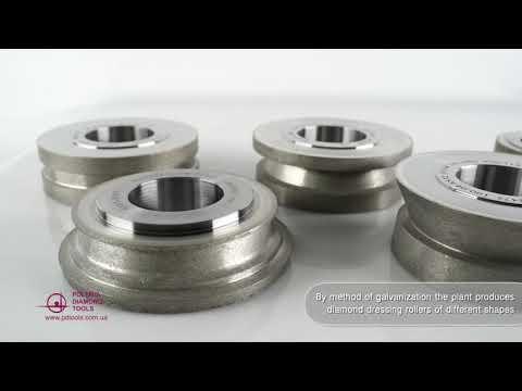 Ruedas de diamante y Borazon para afilado y fabricación de herramientas de corte