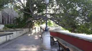 Old San Juan, Puerto Rico - Paseo de la Princesa HD (2013)