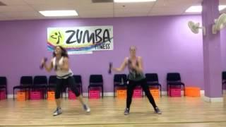 Dark Horse - Zumba Toning routine