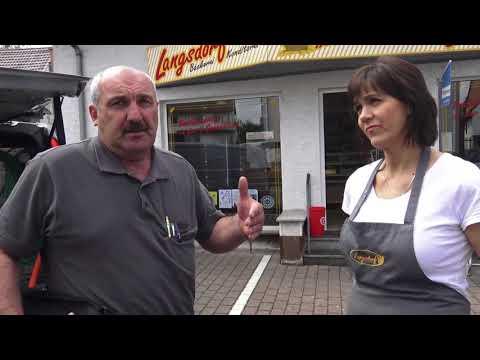 Германия Зарплата продавца в хлебном магазине.