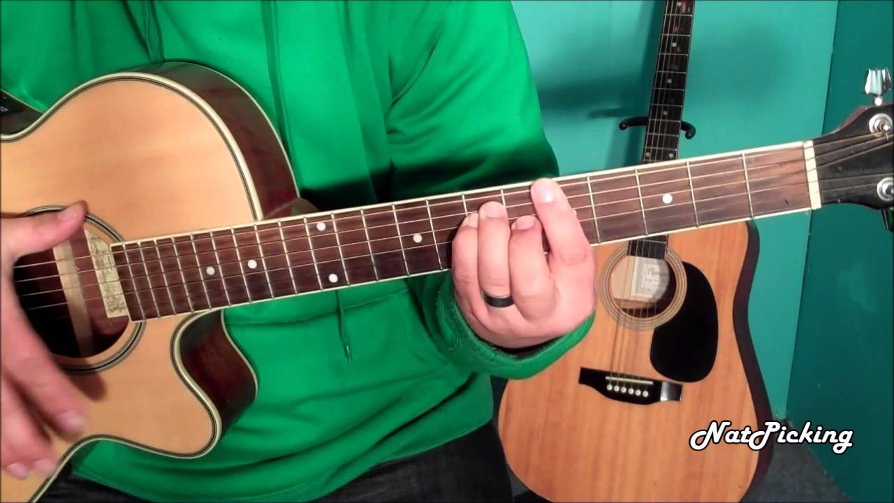 Hedley Crazy For You Guitar Tutorial Youtube