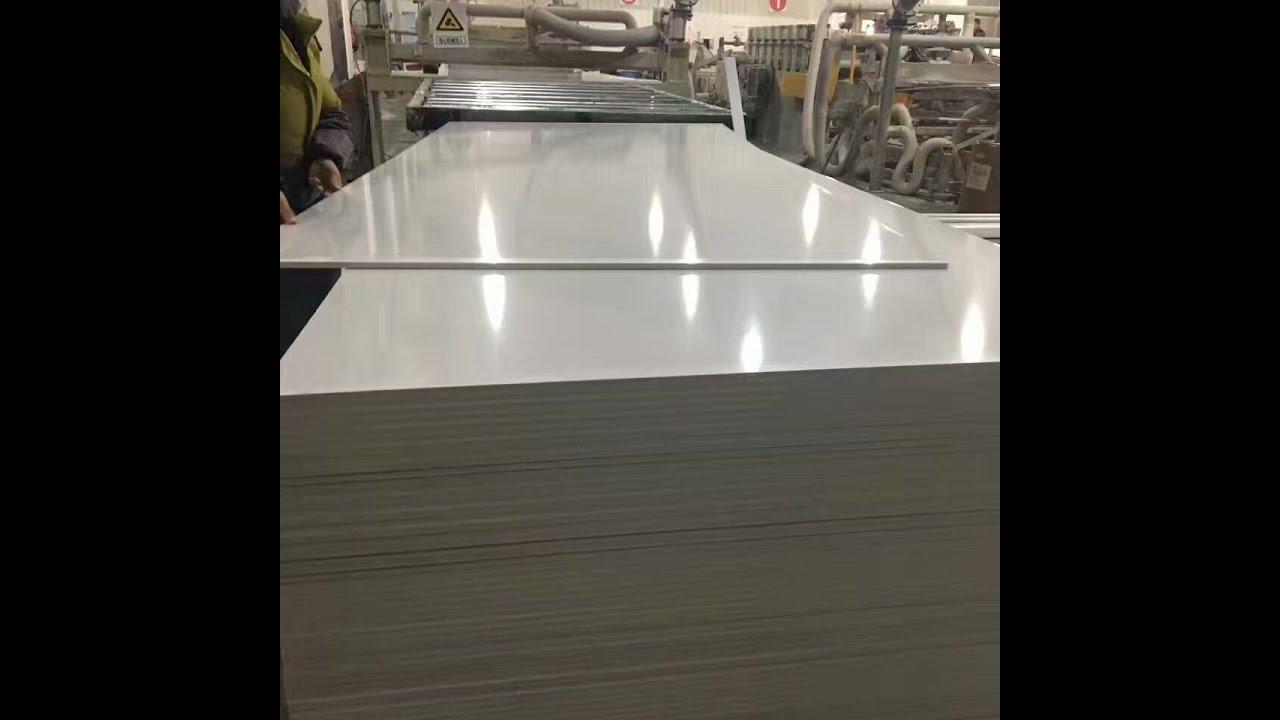 Pvc Foam Board Manufacturing Process(in Vietnam) Youtube