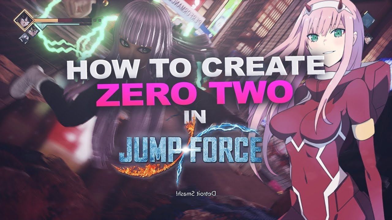 """How to create """"Zero Two"""" from Darling in the FranXX in ..."""
