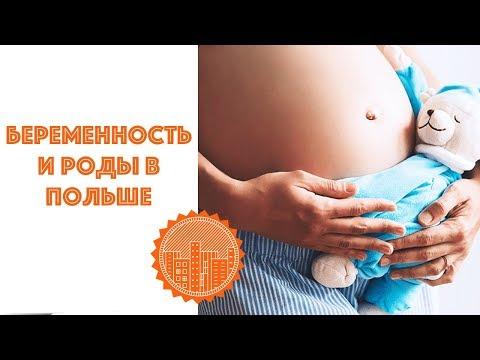 Беременность, роды и выплаты в Польше.