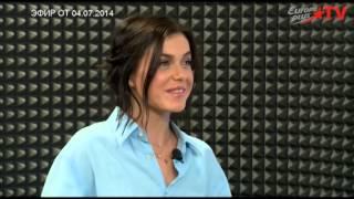 HOT&TOP WEEKEND - Елена Темникова - Europa Plus TV