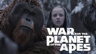 "Video Interview | Karin Konoval from ""War for the Planet of the Apes"" download MP3, 3GP, MP4, WEBM, AVI, FLV Januari 2018"