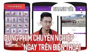 Adobe Clip - Dựng phim chuyên nghiệp trên điện thoại