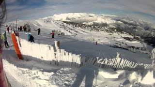 Reportaje de la estación de Esquí de Portaine Ski Pallars (Pirineo Catalán)
