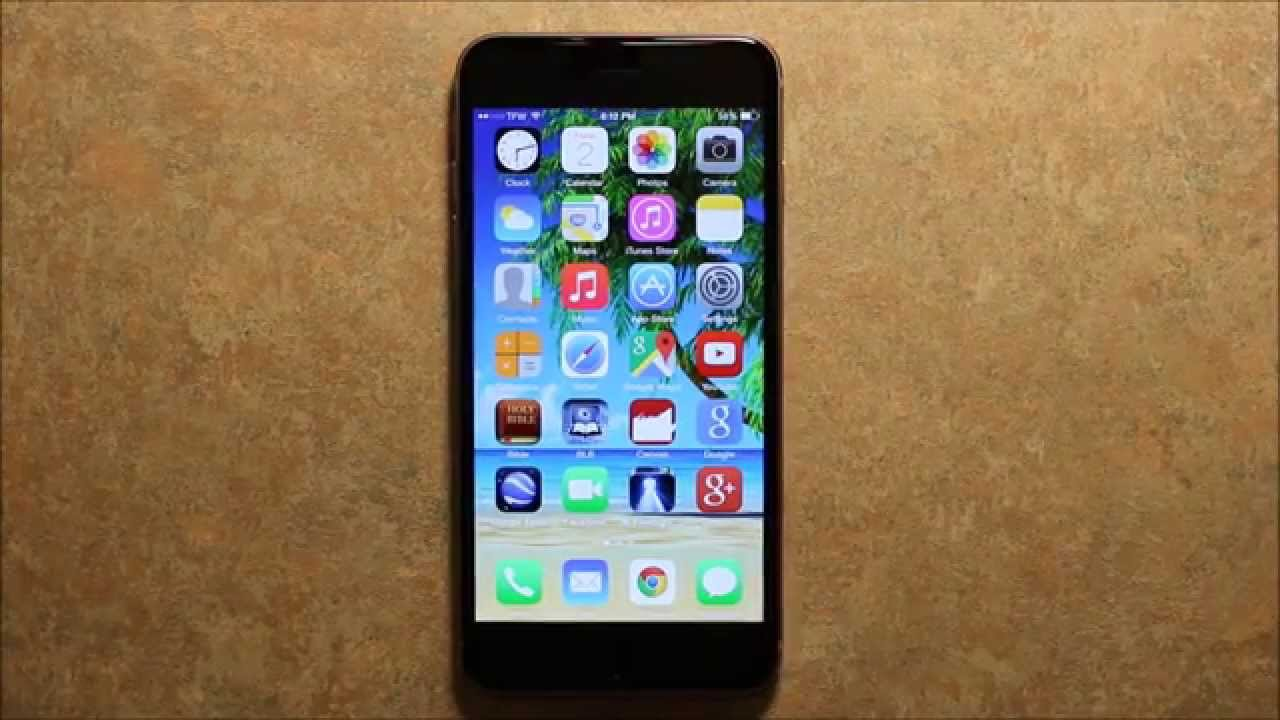 iphone 6 plus on straight talk 4g lte youtube. Black Bedroom Furniture Sets. Home Design Ideas