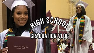 A Day In My Life: High School GRADUATION VLOG!