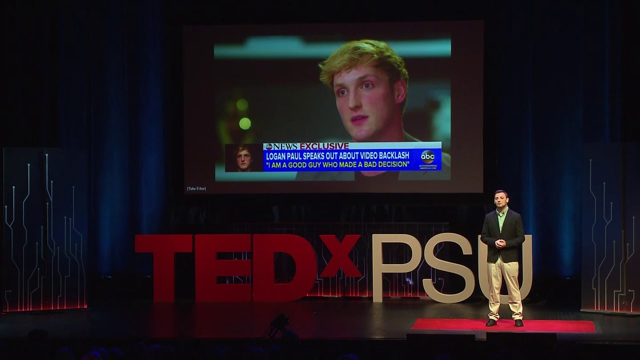 How Generation Z Has Changed Who Our Celebrities ARE | John Comonitski | TEDxPSU