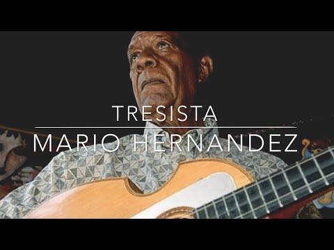 Tresista Mario Hernández