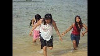 TOURIST ENJOY SEA BATH IN DIGHA