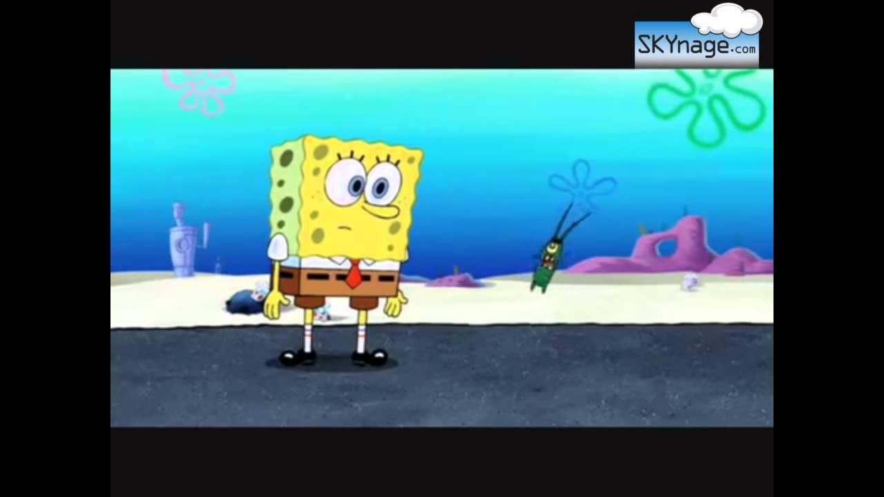 Spongebob im ready promotion