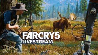 REDIF Pitatoux | Live Chill Far Cry 5!