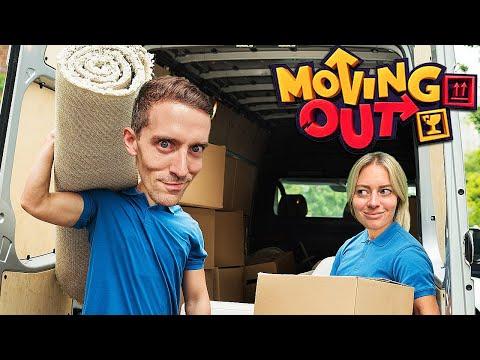 Smashing Box - Moving Out Gameplay |