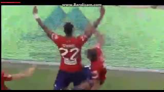 Videoton - Bordeaux 1-0 Goal Stopira