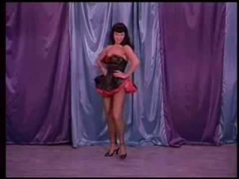 PIN-UP BLUES: TRIBUTO A BETTY PAGE por LOS LEOPARDOS