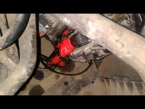 Прокачка сцепления форд фьюжн