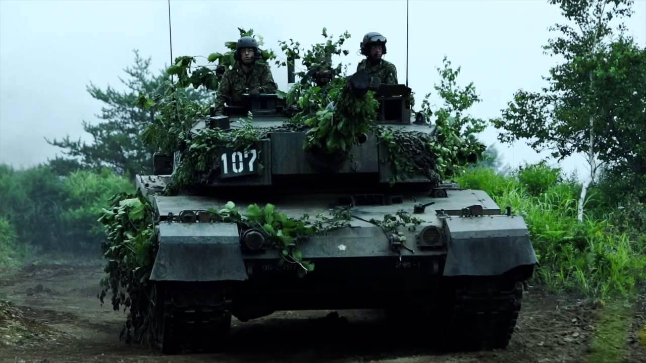 車両基地 陸上自衛隊 第2師団 第...
