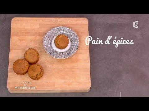 Recette Pain D Epices La Maison Des Maternelles Lmdm Youtube