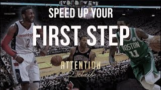 Speed Up Your First Step: Workout & Tutorial