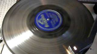 Tommy McClennan - Shake it up and Go  - rare 78rpm blues record