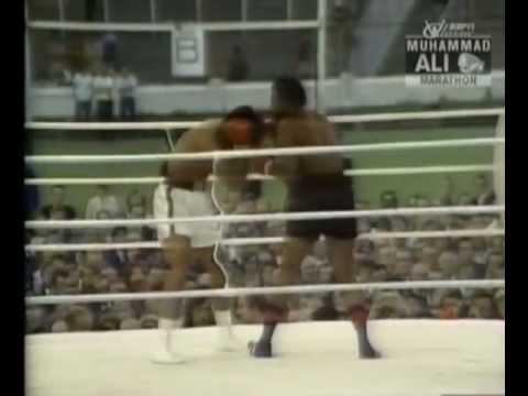 Muhammad Ali vs Alvin Lewis (Other version) 1972-07-19