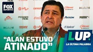 LUP: Luis Fernando Tena en conferencia de prensa
