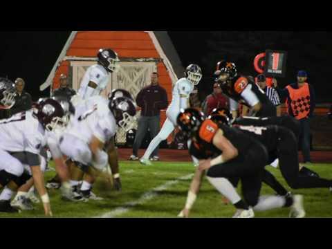 Playoffs: St.Charles East Football vs Lockport (Round 1) 10/29/16